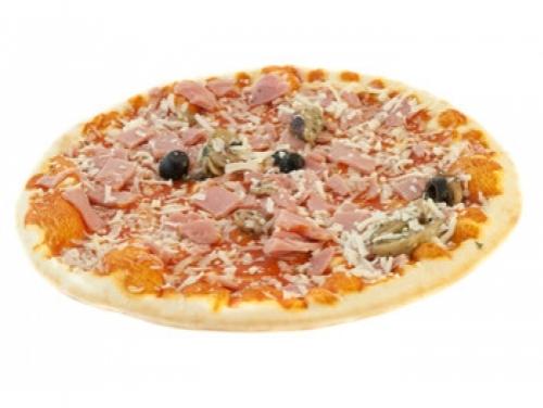 PIZZA MET ALLE CHINEZEN